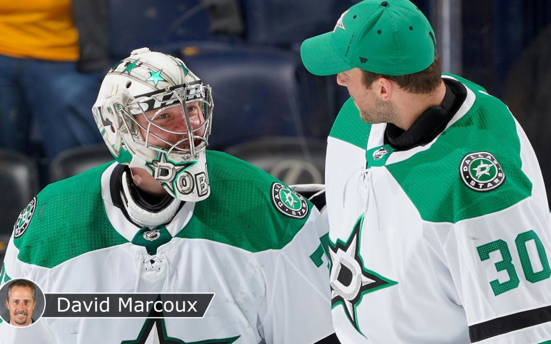 Stanley Cup Playoff fortunes can be decided by goalie depth