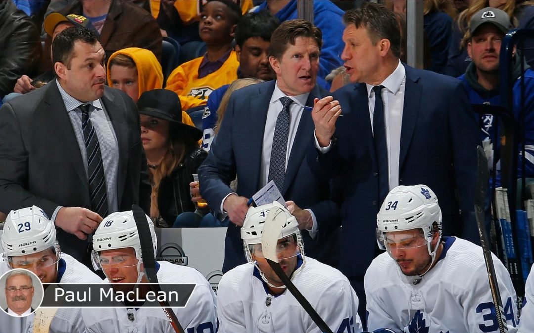 Coaches, players must work out kinks with Stanley Cup Playoffs looming