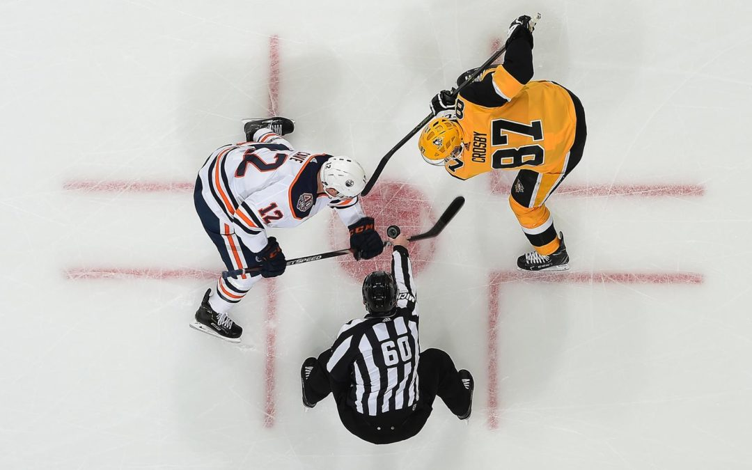 Face-off execution imperative for teams as games become tighter
