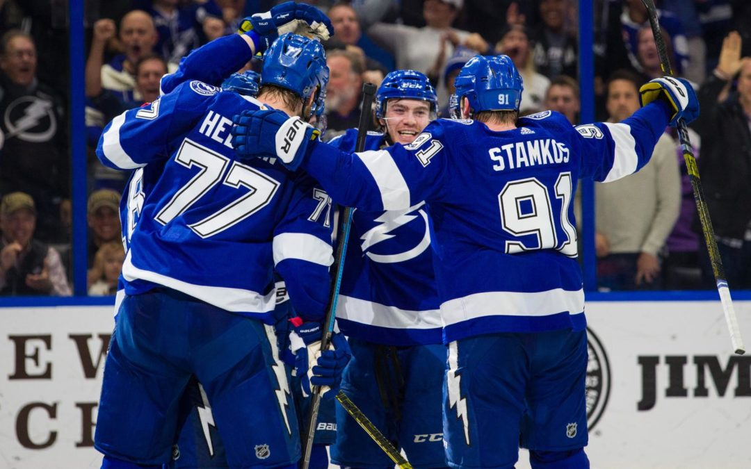 Staying focused key for Lightning, other top teams down stretch