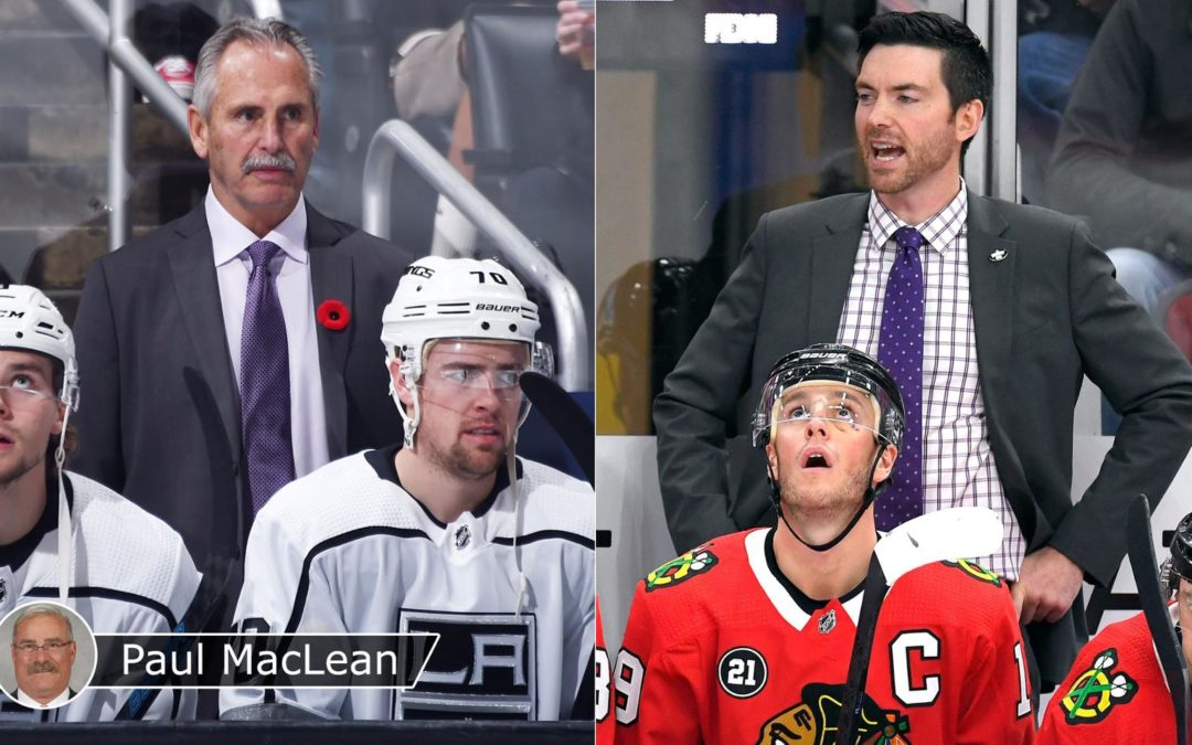 In-season coaching changes not easy for players, replacement
