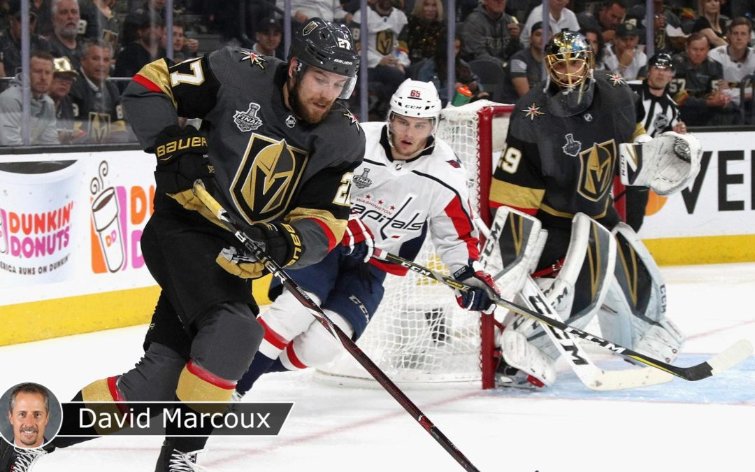 Golden Knights must show sense of urgency against Capitals in Game 5