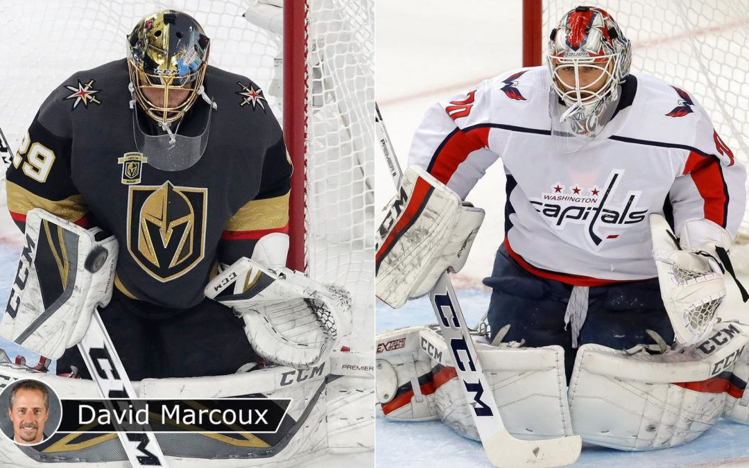 Fleury, Holtby ready for challenge of Cup Final