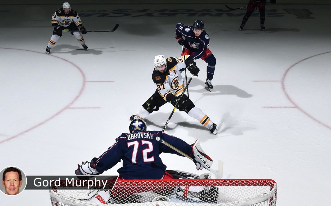Bruins-Blue Jackets series likely to come down to special teams