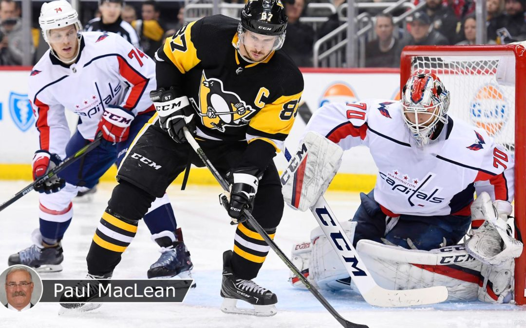 Capitals need to believe they can defeat Penguins in second round
