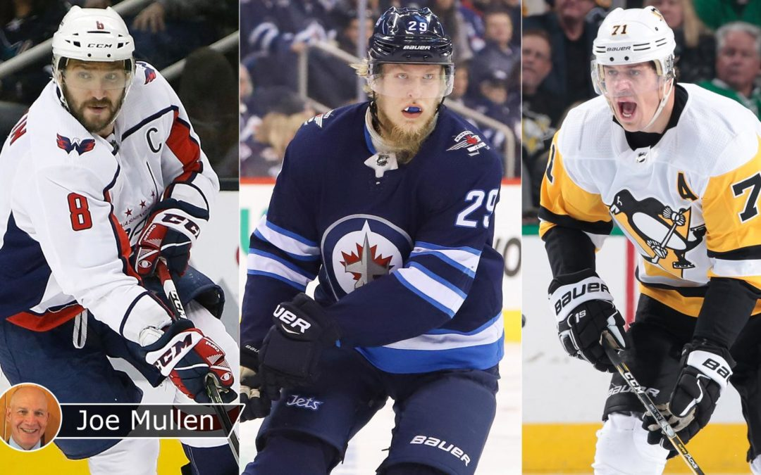 Ovechkin, Laine, Malkin among Richard Trophy favorites