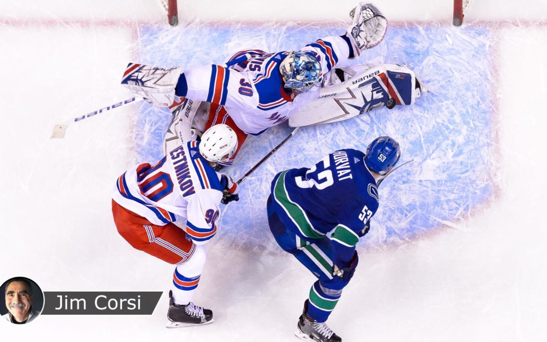 Goaltenders need skill sets that coordinate with team defense
