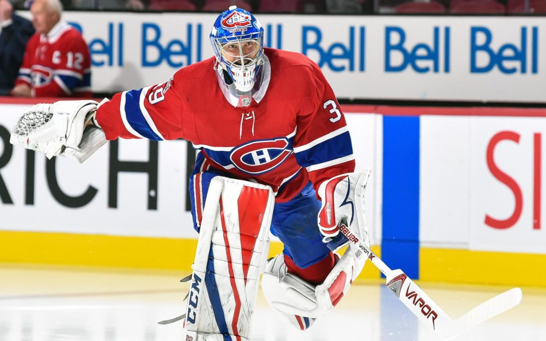 NHL teams putting resources toward goalie depth, development