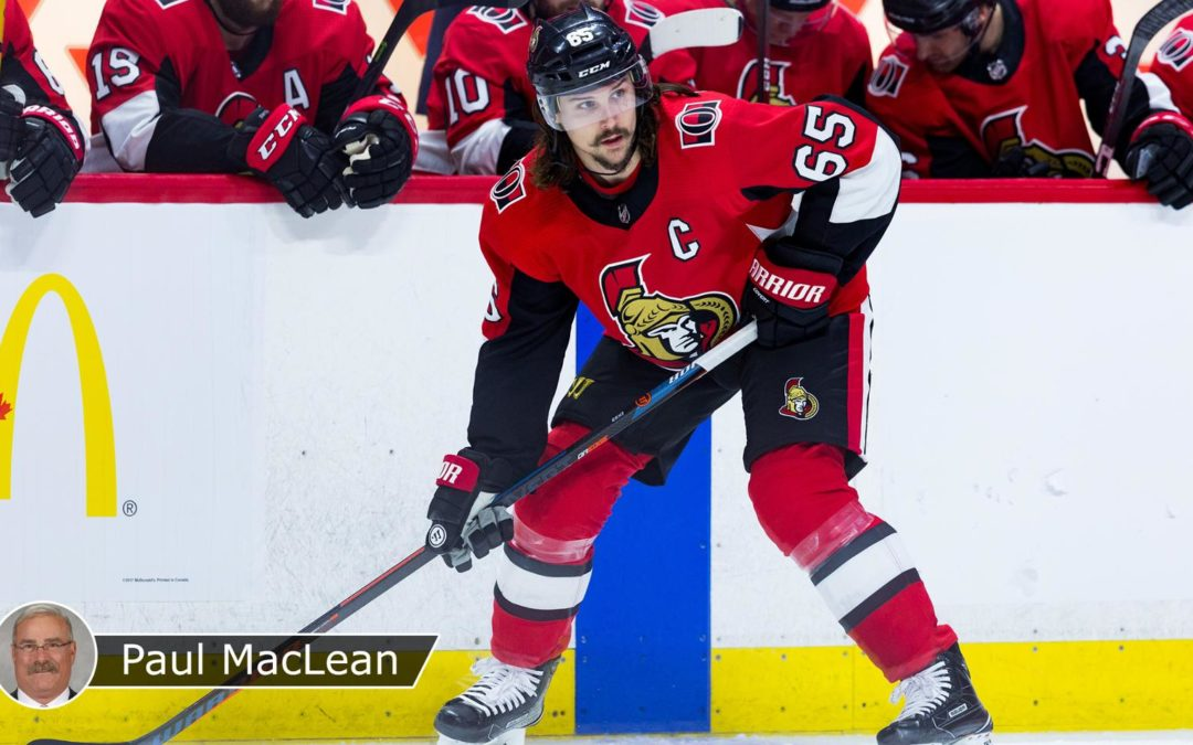 Karlsson wants chance to win Cup with Senators