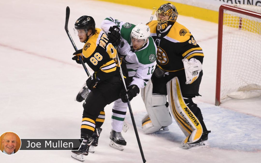 Bruins' improved defensive play among reasons for climb in standings
