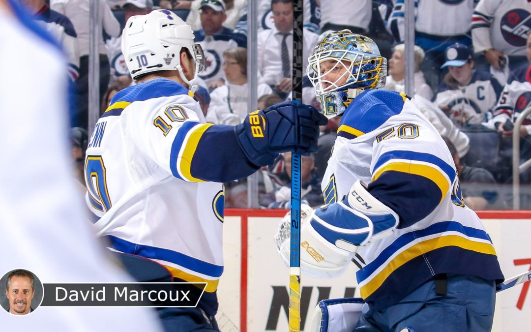 Blues, Binnington have what it takes for deep playoff run