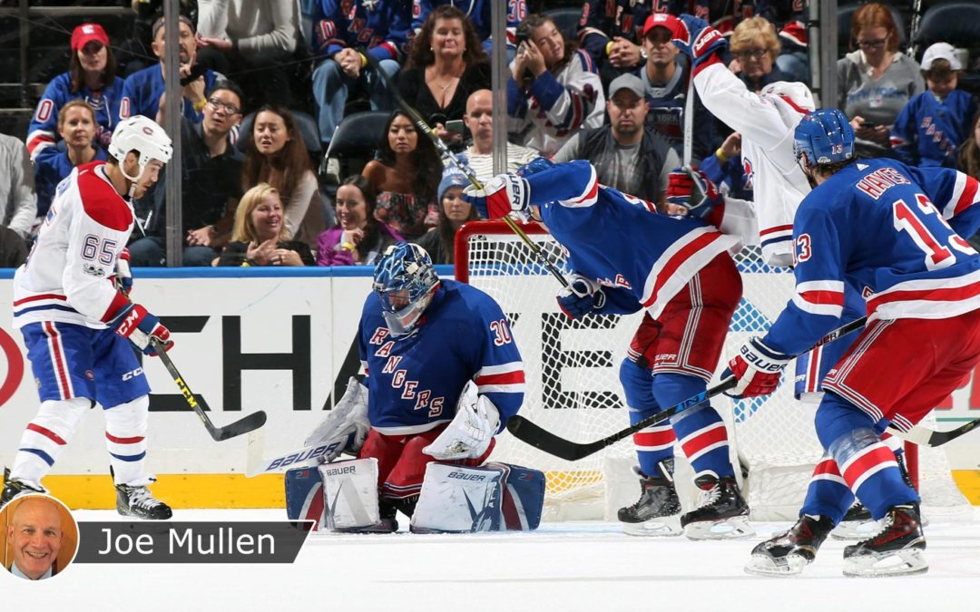 Rangers, Canadiens miss longtime mainstays on defense