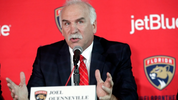 Quenneville hiring opens the gates on NHL's spring coaching derby