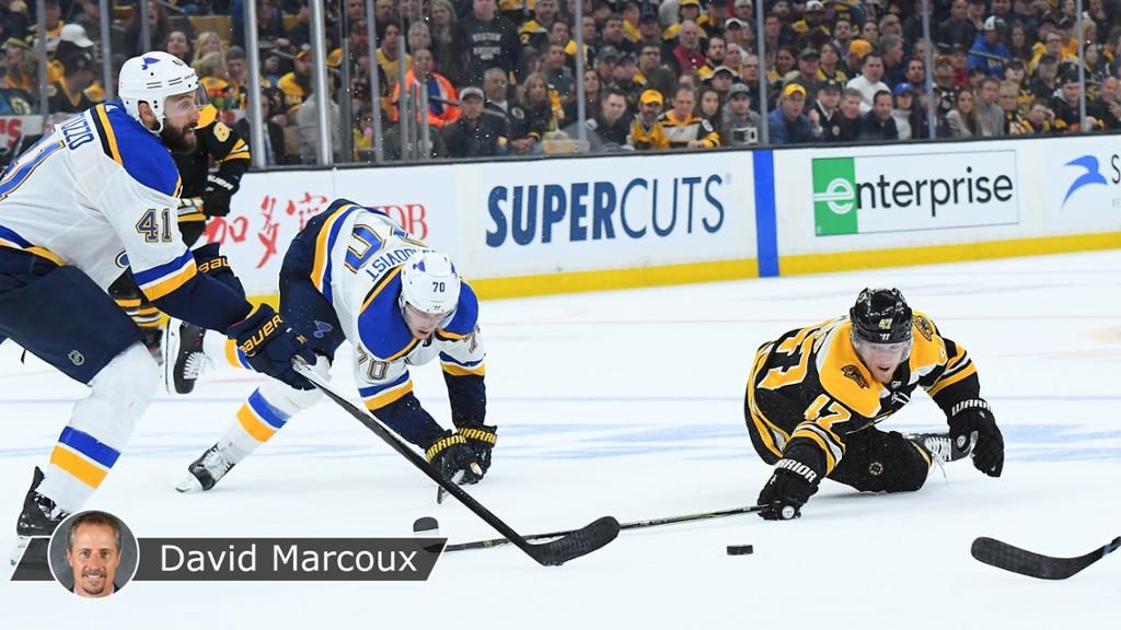 Blues, Bruins focus on adjustments for Game 2 of Stanley Cup Final