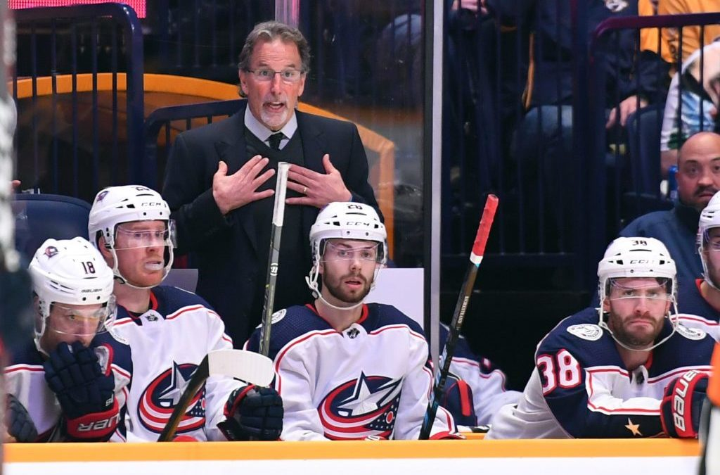 John Tortorella a 'master motivator' for Blue Jackets like he was for 2004 Cup champion Lightning