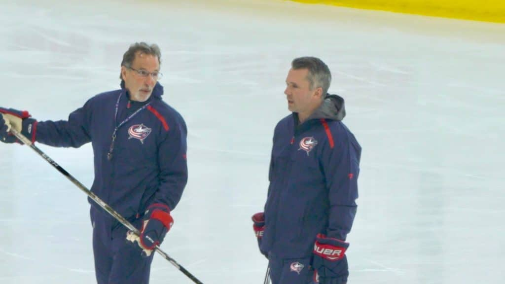 Leading from the bench: The style of John Tortorella and Nadine Muzerall