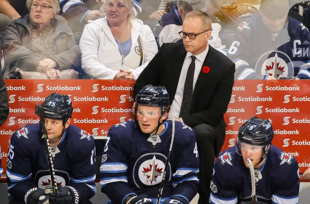 From Hartford to Winnipeg, Paul Maurice still learning, still evolving after 20 years as an NHL coach