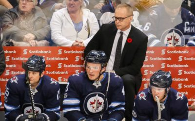 Maurice gets 700th coaching win, Jets defeat Oilers in shootout