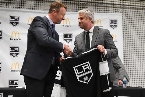 'He's got a presence': Here's how the Kings landed on Todd McLellan as their new coach