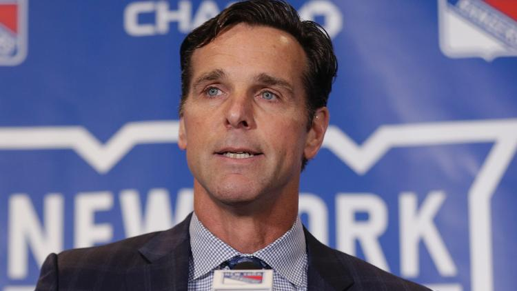 Rangers coach David Quinn on leaving BU, how he communicates and more