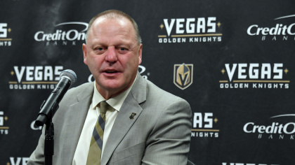 McPhee, Gallant Deserve Credit For Golden Knights Success