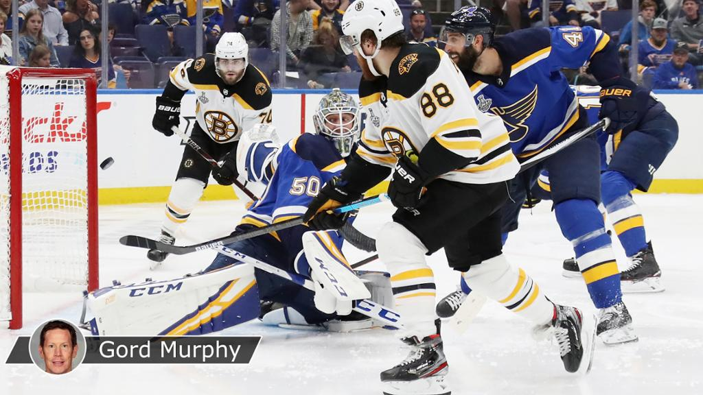 Bruins need to continue road success in Game 6 of Cup Final against Blues