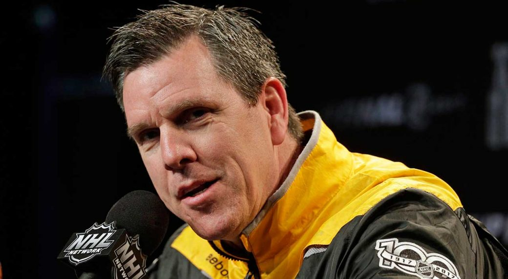 Penguins sign head coach Mike Sullivan to four-year extension