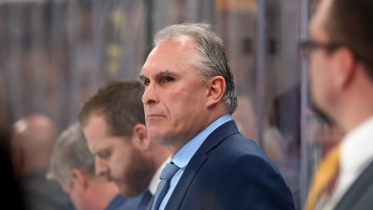 Berube's coaching style well-suited to Blues' roster