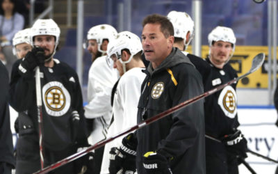 Bruce Cassidy has paid his dues on the road to coaching success with Boston Bruins