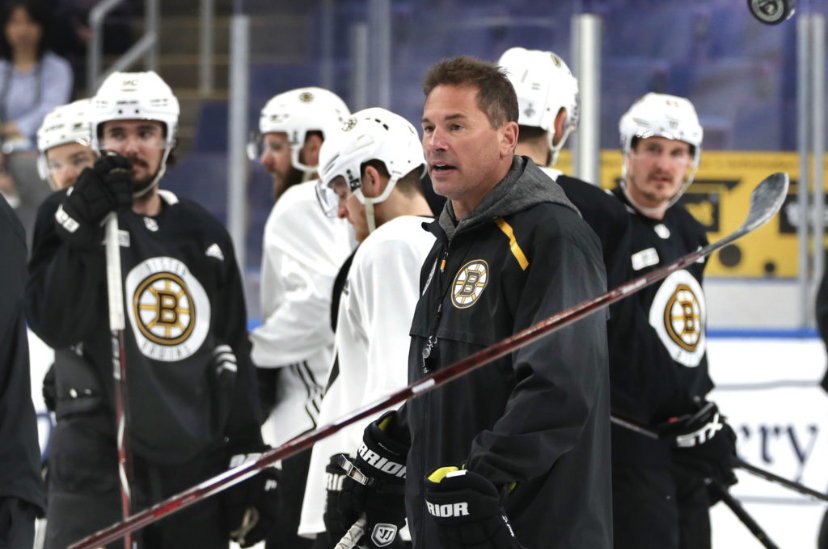 What gives Bruce Cassidy staying power with Bruins? His ability to teach and connect with young players
