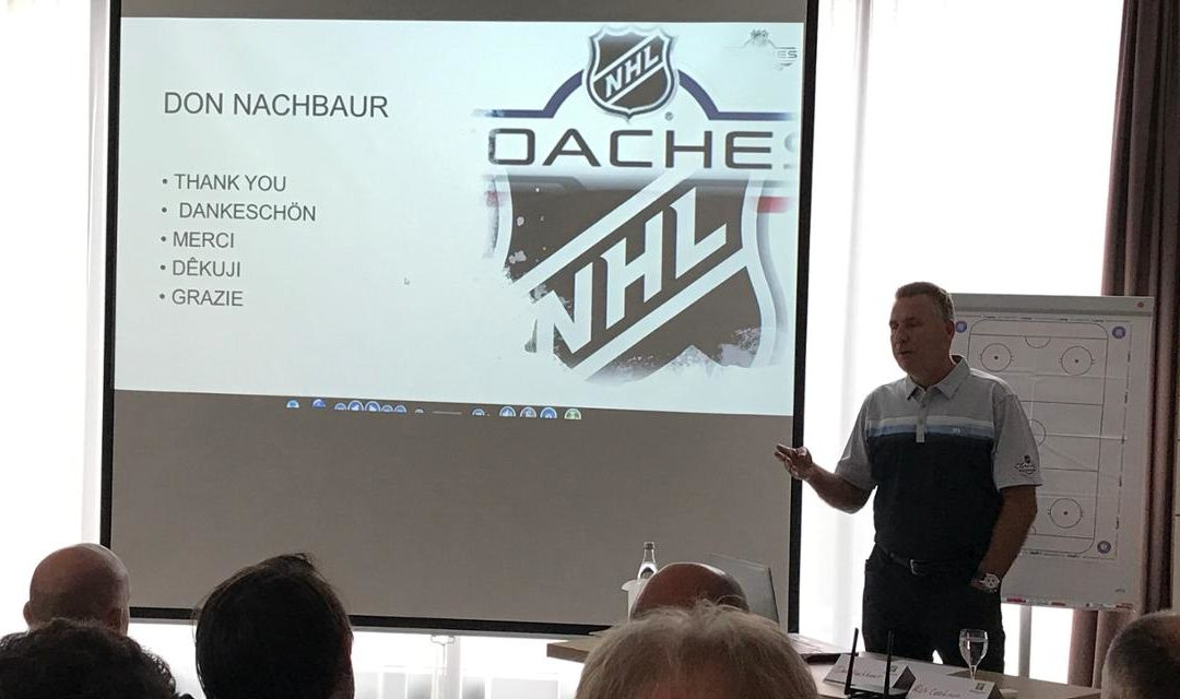 Nachbaur, Cookson conduct coaching clinic in Berlin at Global Series
