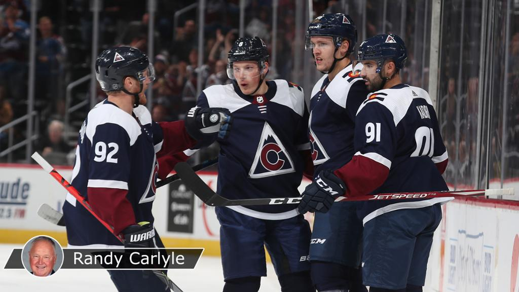 Avalanche will be tested without Rantanen