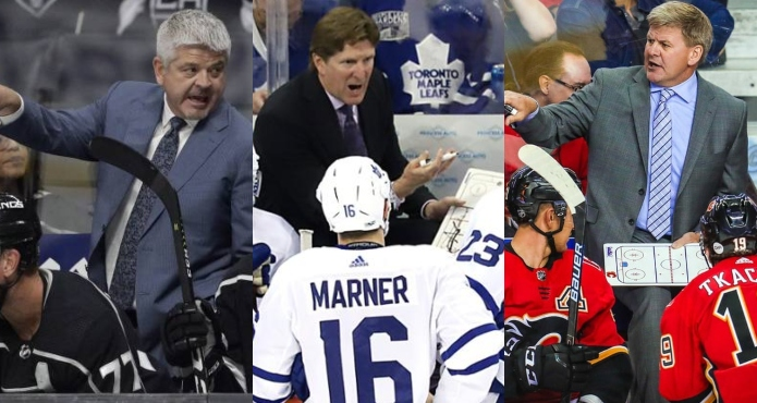 Climbing the NHL coaching ladder with Mike Babcock, Todd McLellan, and Bill Peters