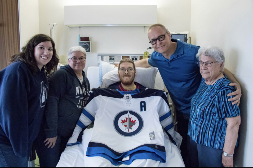 Paul Maurice's friendship with a young Jets fan lasted less than two weeks. But what he did for him meant everything