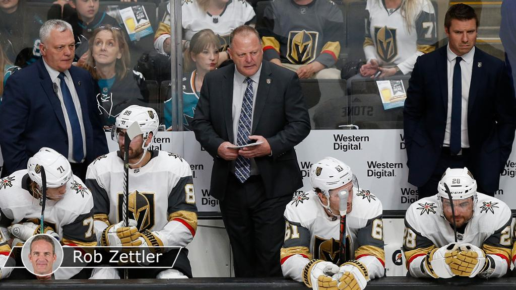 NHL coaches must strike balance when using analytics