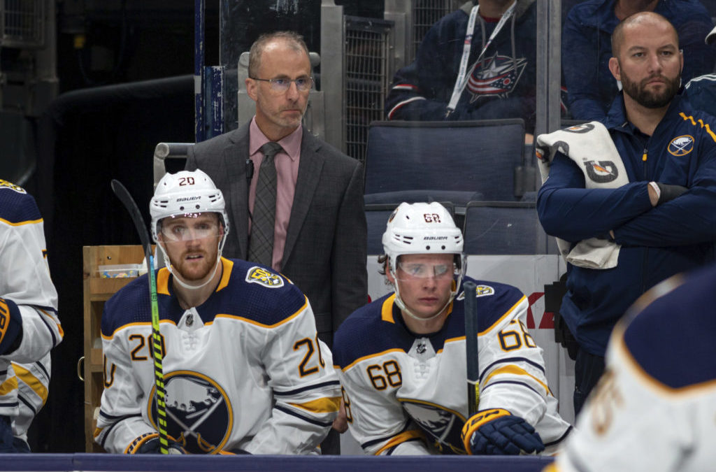 Sabres assistant Don Granato on near-death experience: 'You've got about 5 minutes and you will not be here'