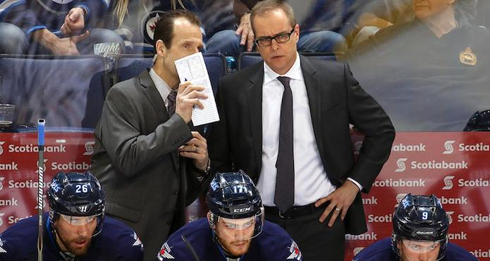How Winnipeg Jets assistant coach Jamie Kompon runs a successful power play