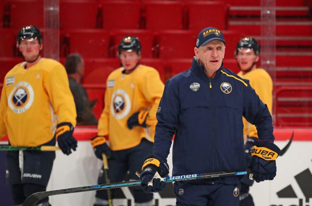 'I do have a different perception': Ralph Krueger on how his unique trajectory and mindset led him to Buffalo