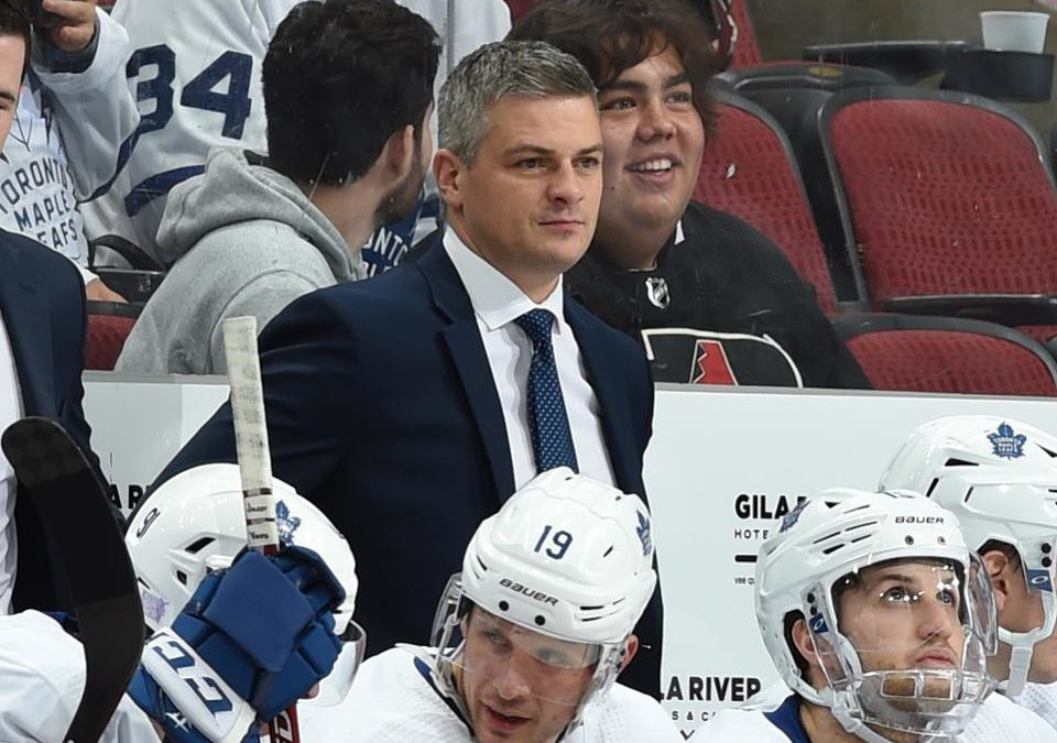 Who Is Sheldon Keefe? A Primer On The Maple Leafs' New Coach