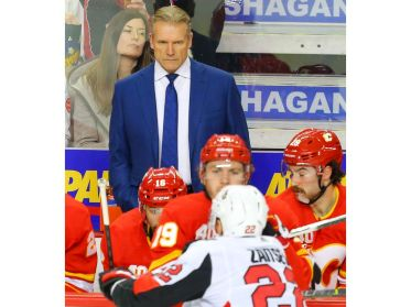 Geoff Ward's road to head coach of Flames was a long one