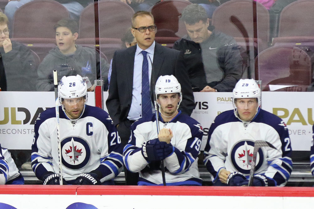 Jets' Paul Maurice Brings Experience and Growth