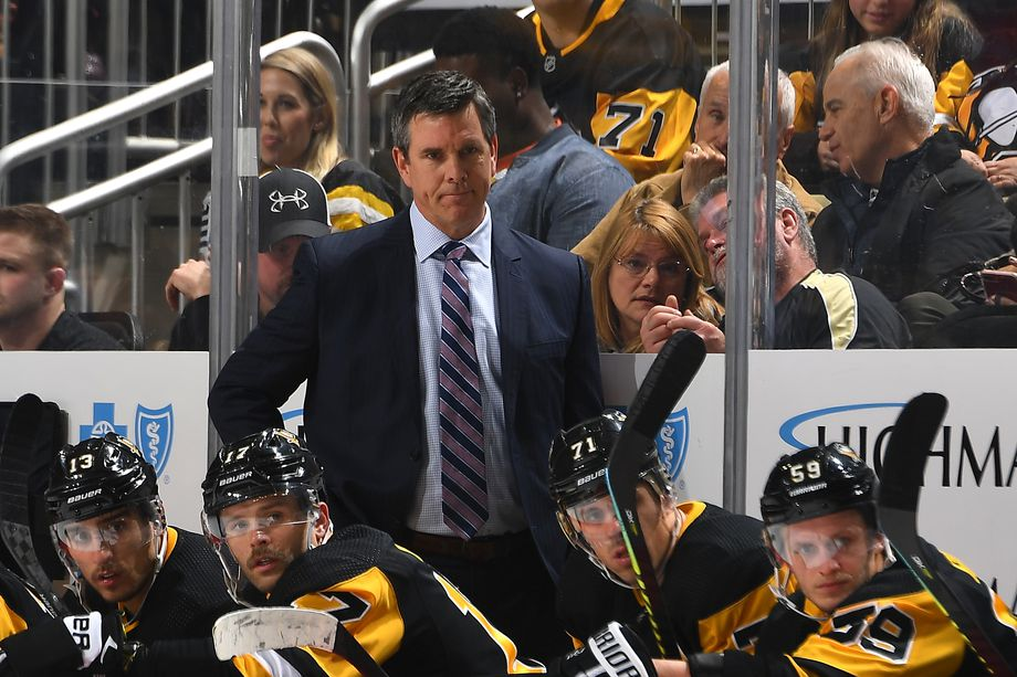 A (belated) look at Mike Sullivan's coaching anniversary of the Pittsburgh Penguins