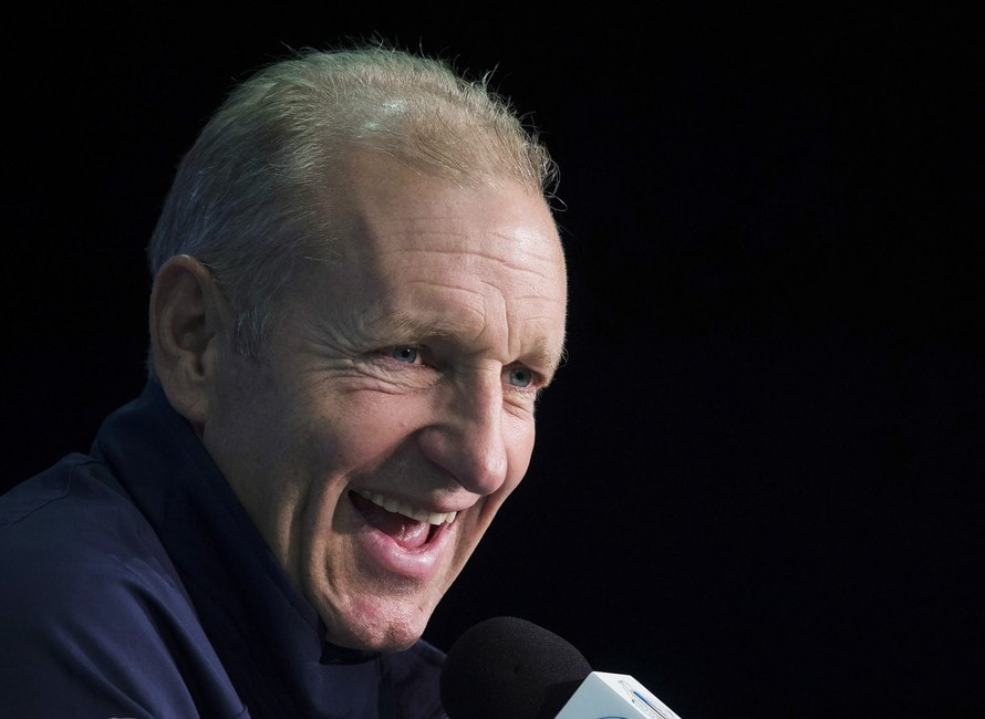 Sabres' Krueger Pushing All the Right Buttons