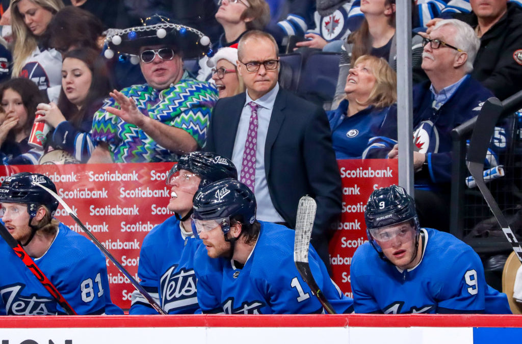Seattle speculation makes sense but Jets coach Paul Maurice prefers to stay put