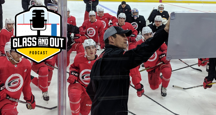 How Carolina Hurricanes coach Rod Brind'Amour connects with today's player