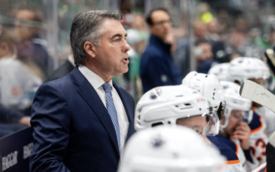 Inside a coach's impact: How Dave Tippett gets the most out of the Oilers' players