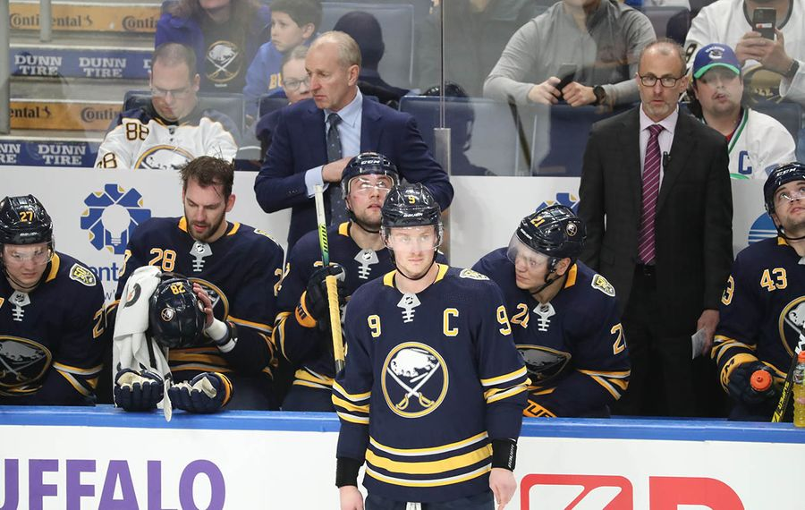 Four questions with Sabres coach Ralph Krueger ahead of the break