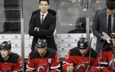 How interim coach Alain Nasreddine has changed the NJ Devils