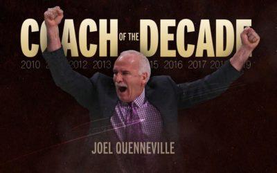 Coach of the Decade: Joel Quenneville
