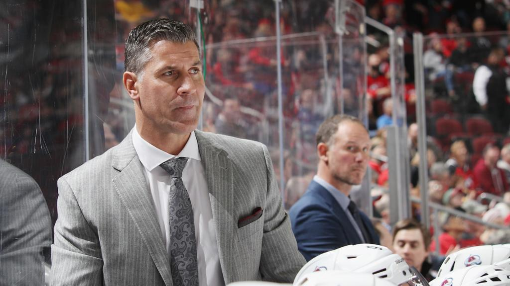 Avalanche Players Rave About Jared Bednar